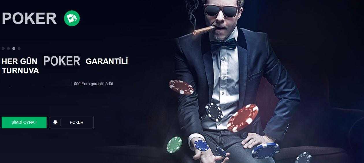 poker odaları