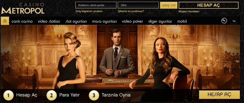 Yarım Asırlık Dev Casino Artık Online