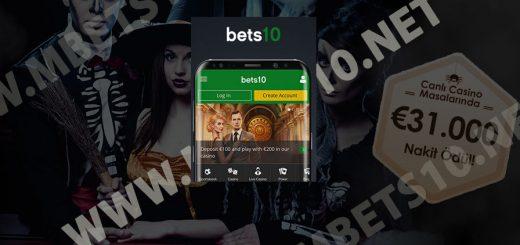 Bets10 Yeni Mobil Arayüzünde Casino Oyunları