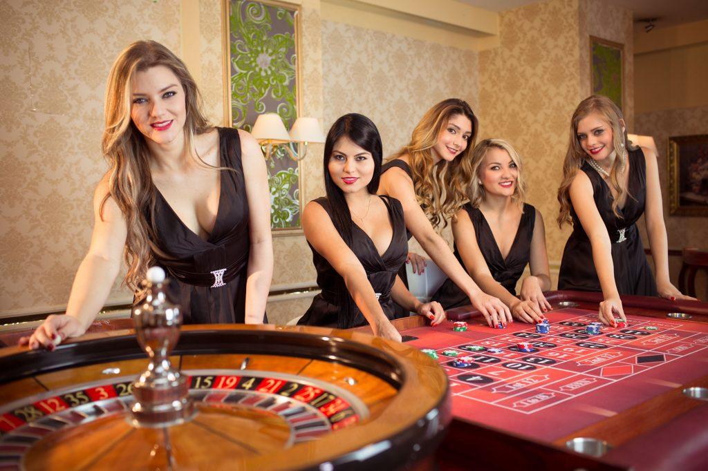 Canlı Casino 'da Rulet Oyunu